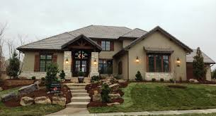 home design ideas beautiful combination brick and stone