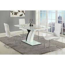 Dining Table Black Glass The 25 Best Black Glass Dining Table Ideas On Pinterest Glass