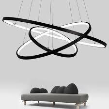 esszimmer len pendelleuchten moderne pendelleuchten für wohnzimmer esszimmer 3 2 kreis ringe