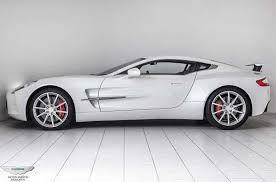 white lexus for sale uk nearly new aston martin one 77 on sale for 2 5 million autocar