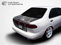 nissan sentra jdm cars nissan sentra trunks nissan sentra 4 dr oem carbon creations