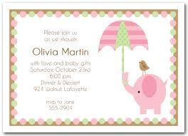 baby shower invite girl baby shower invites cloveranddot
