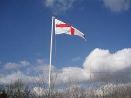 Blue Flag White X White Ensign Royal Navy Flag 5 X 3 3 99 The England Store