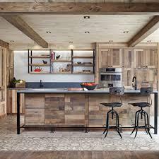 deco cuisine cagnarde cuisine verte et grise 12 indogate decoration cuisine