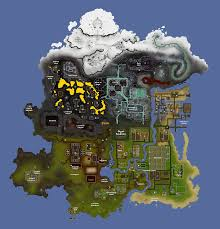 Fake Map The Wintertodt Map Fits In Perfectly With How Ugly Zeah Looks