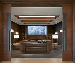 southwestern home glen cove theater for a southwestern home theater with a