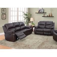Recliner Sofa Sets Reclining Living Room Sets You Ll