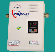 Amazon Com Titan Controls Dual by Titan Scr2 N 120 Electric Tankless Water Heater 220 Volts