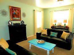 apartments fascinating living room colour schemes black sofa