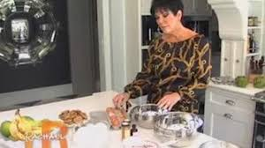 a thanksgiving with kris jenner s sweet potato