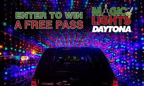 magic of lights daytona tickets magic of lights enter to win
