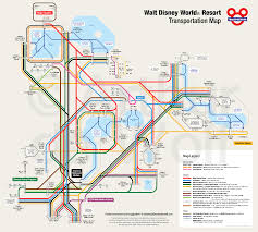 Map Of Animal Kingdom Wdw Transport Map Full
