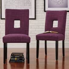 Purple Dining Room Chairs Purple Set Of 2 Kitchen Dining Room Chairs For Less Overstock