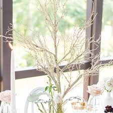 branch centerpieces artificial birch branch centerpiece wedding centerpieces