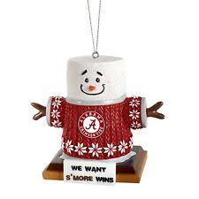forever collectibles alabama crimson tide ncaa ornaments ebay