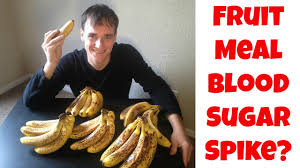 what a huge fruit meal did to my blood sugar raw vegan diet