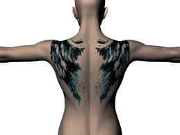 tattoo pictures of angel wings wonderful angels wings tattoo designs u2014 wow pictures
