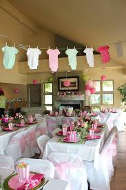 baby shower centerpieces baby shower decor ideas for tables best 25 ba shower centerpieces