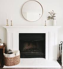 6 ways to style your fireplace mantel my humble abode