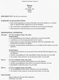 Combination Resume Examples by Well Suited Combination Resume Examples 6
