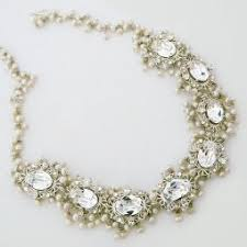 wedding necklace pearls images Pearl bridal necklaces pearl wedding jewelry pearl necklaces jpg