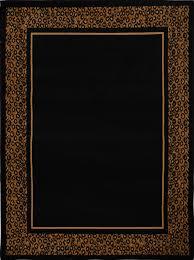 ebay area rugs modern leopard animal print area rug 8x11 zebra safari carpet