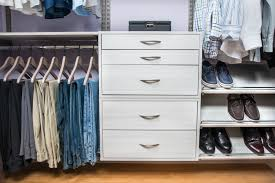 How To Organize Clothes Without A Dresser by Five Reasons To Move Your Dresser Inside Your Closet Organized