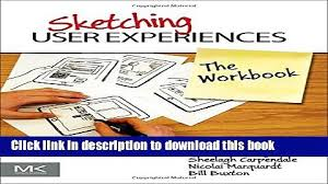 sketching user experiences the workbook pdf download