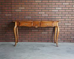 French Provincial Sofa Table Console Table Sofa Table French Provincial Console