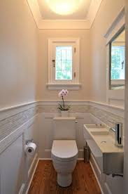 Bathroom Vanities Ottawa Awesome Small Powder Room With Casement Windows Beige Walls