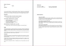 resumes hospitality jobs resume example entry level hotel