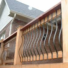 fortress basket deck balusters deckexpressions