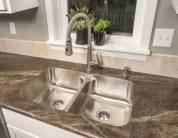 stainless steel double sink undermount endearing double stainless steel modern undermount sink design 1077