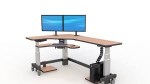 Sit Stand Desk Adapter Sit And Stand Desk That Up And Small Stand Up Desk Desk