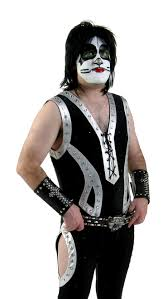 Kiss Halloween Costume Kiss Costume Peter Criss Alive Kiss Museum