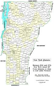 Paper Towns On Maps Vermont Genealogy Resources New York Patents