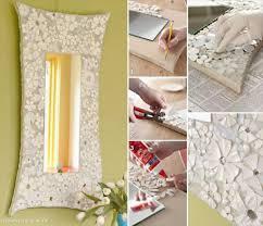 how to make handmade home decor how to make decorative items using waste material diy living room