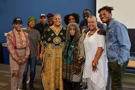 chancellor sd poet black arts movement poet sonia sanchez speaks at mesa college