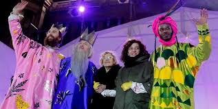 fotos reyes magos cabalgata madrid 17 000 personas piden a la conferencia episcopal que organice la
