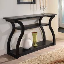 modern console table with drawers photo gallery of contemporary black console table viewing 6 of 15