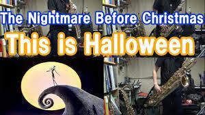 nightmare before christmas halloween background this is halloween