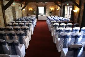 navy blue chair sashes lucretia s white chair covers with navy blue oganza sashes