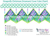 beaded ornament bead graph patterns by