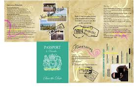 designs passport invitation template download as well as