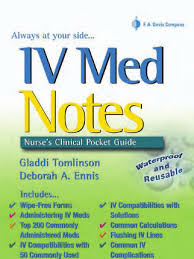 iv med notes intravenous therapy saline medicine