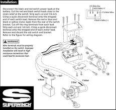 100 polaris warn atv winch wiring diagram installation of a