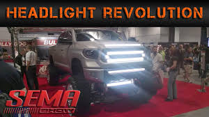 Best Light Bars For Trucks Brightest Tundra In The World Headlight Revolution Youtube