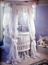 best  round cribs ideas on pinterest  circular crib cribs  with little miss liberty millenium round wood canopy crib  from pinterestcom