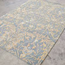 autumn flowers rugs 27508 in eggshell by william morris free uk