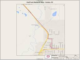 Cortez Colorado Map by Colorado And New Mexico Telecom Solutions Fasttrack Communications